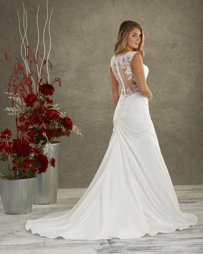 6506 By Bonny Bridal Is A Great Value Gown At 65000 It Can Be
