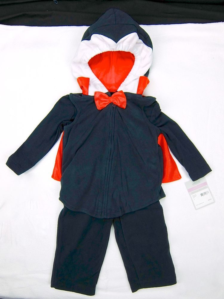 33433185d Halloween Dracula Costume Three Piece Carters Boys Girls Size 18 months…