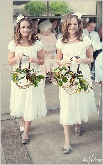 Junior Bridesmaids Lovely Bridesmaiddress Wedding Junior