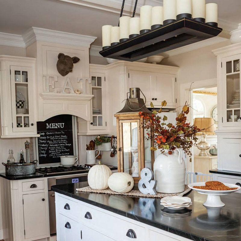 farmhouse kitchen | For the Home | Pinterest