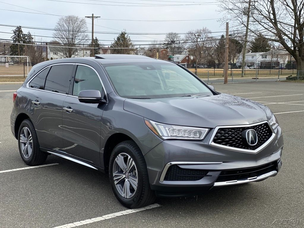 salvage 2020 acura mdx suv for sale | salvage title in