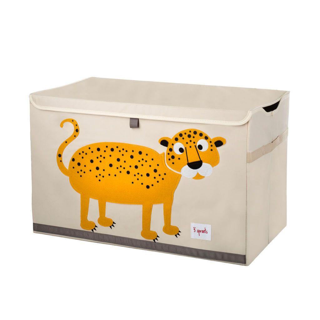"""Babyssimo.de - Aufbewahrungsbox """"Leopard"""""""