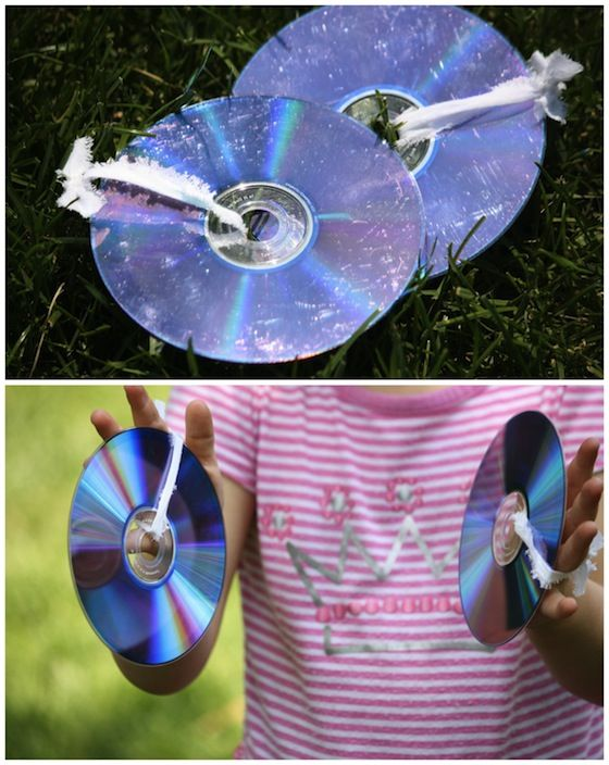 Make Your Own Instruments from Recycled Materials | Homemade ...