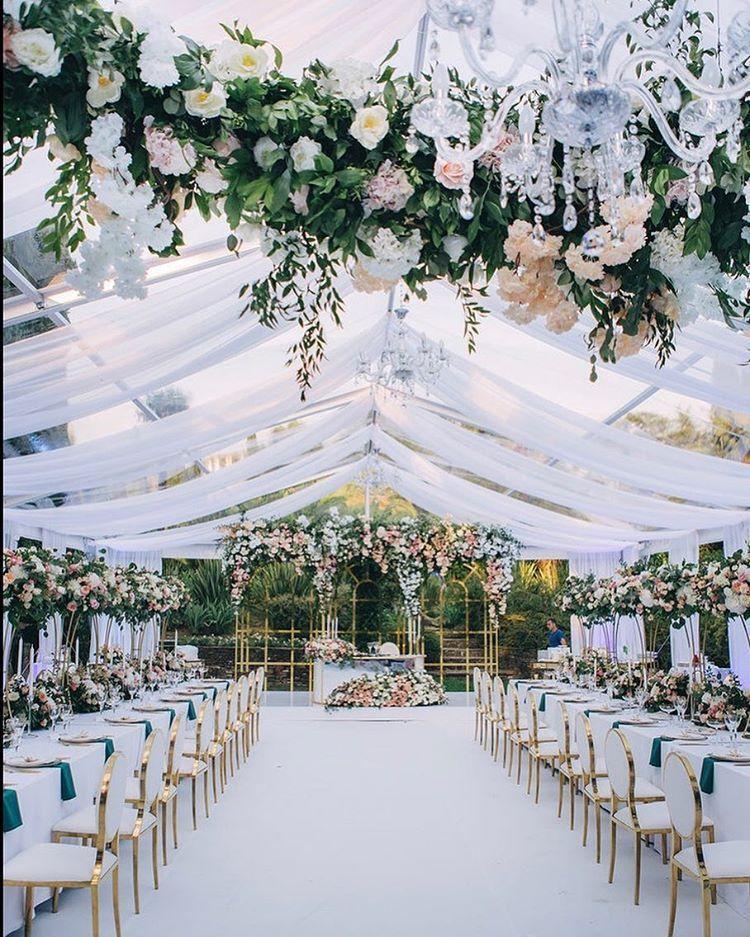 Top Romantic Wedding Reception Ideas In 2020