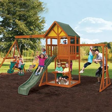 Found It At Wayfair   Big Backyard Westchester Swing Set