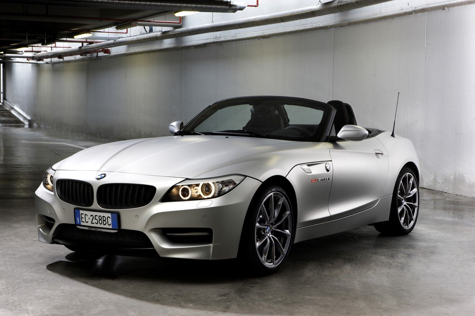 Bmw has a new strategy they build a big clunky but fast car stick