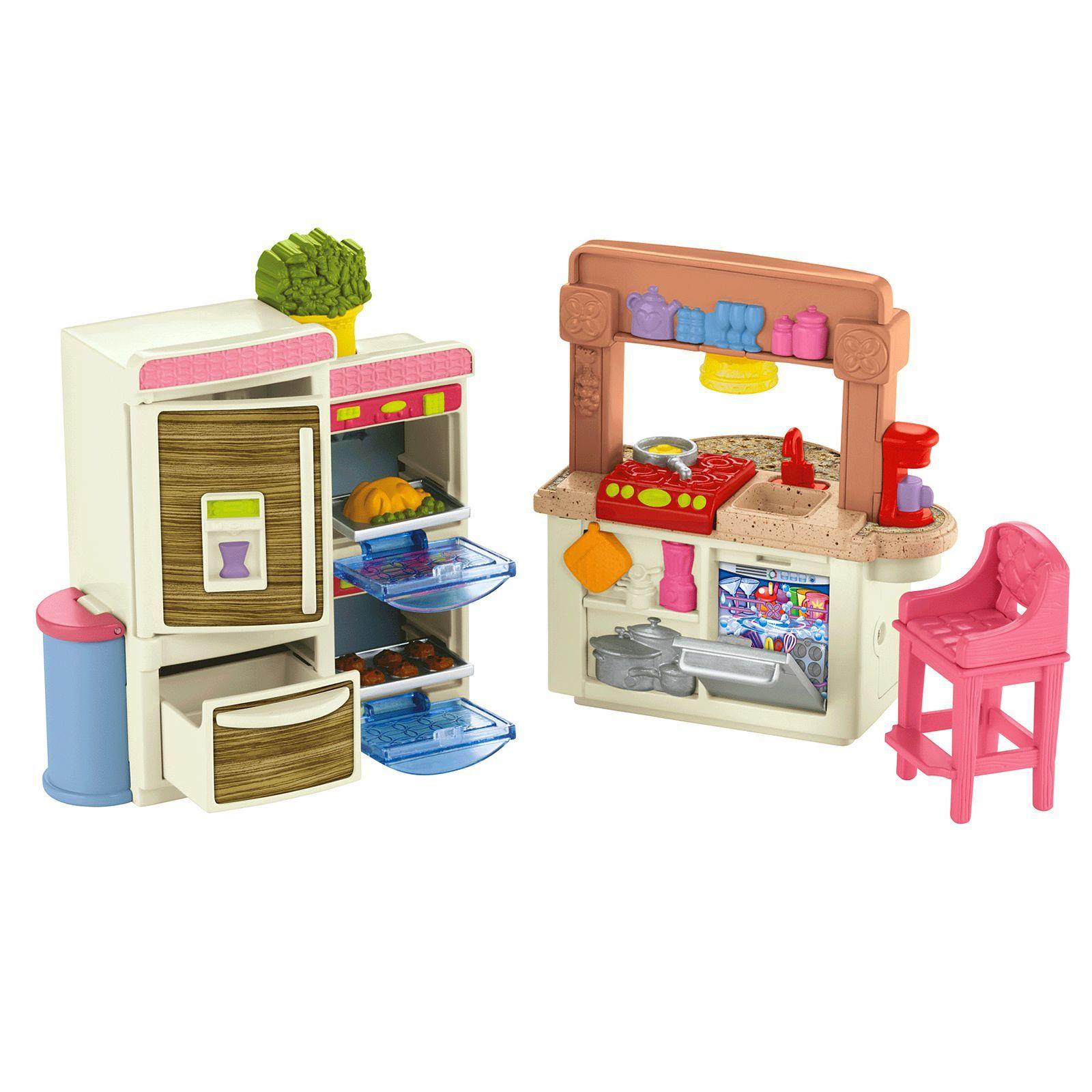 Image for PREMIUM KITCHEN from Mattel Loving family