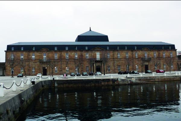 Astilleros del arsenal militar de ferrol la construcci n for Arquitectura naval e ingenieria maritima