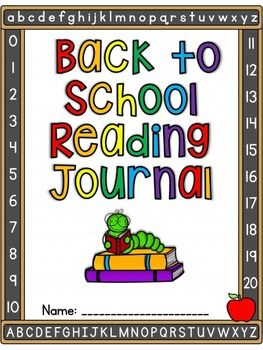 Save time this back to school season with ready to print reading comprehension activities that coordinate perfectly with any back to school story. Perfect for Readers Workshop, reading response activities, your writing center, independent work, or fast finishers.Ready for more journal pages?
