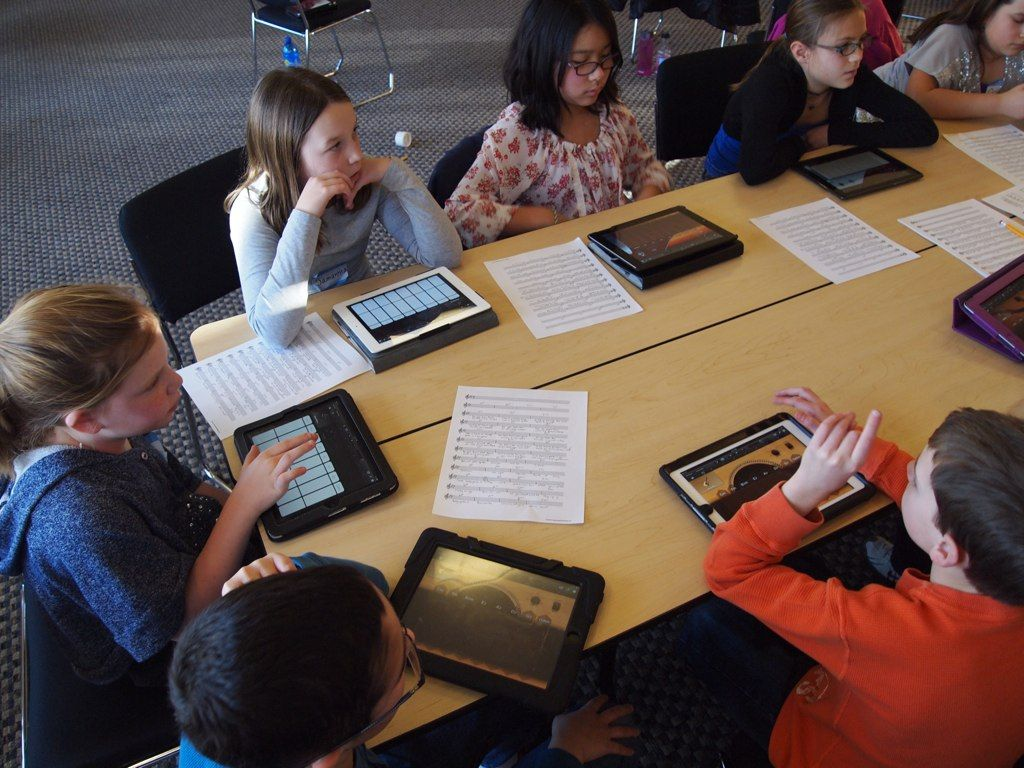 3 Benefits Of Technology In The Classroom