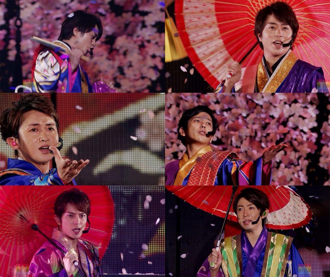 Arashi sakura live