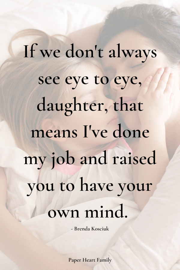 100+ Daughter Quotes, Sayings And Poems You'll Love  