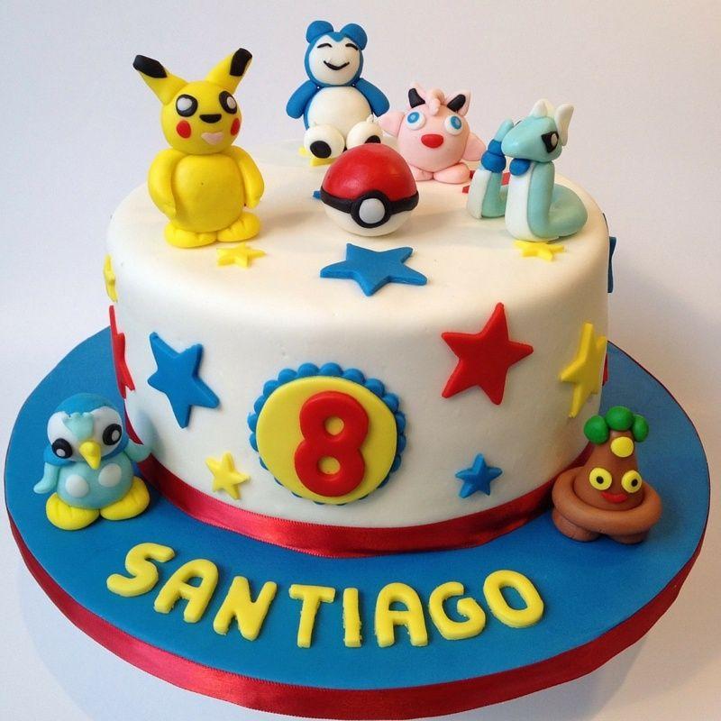 Easy Homemade Angry Birds Cake