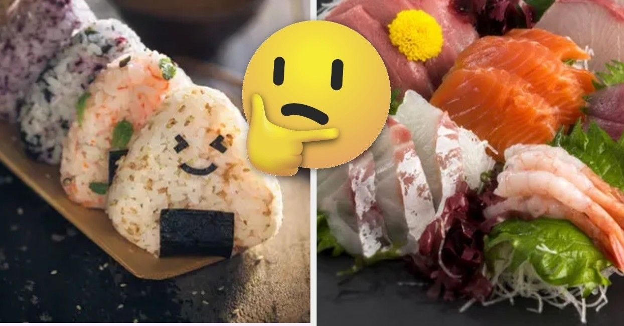 Only japanese food experts will be able to ace this quiz