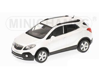 Minichamps 1 43 Opel Mokka Diecast Model Car 410042100 Opel Mokka Diecast Model Cars Diecast Models