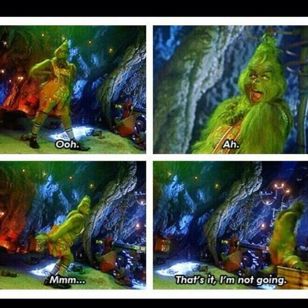Picking Out Outfits Be Like Clothing Accessories Grinch