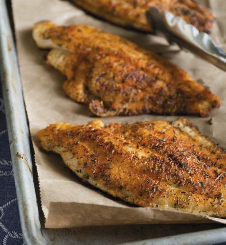 Bronzed Catfish Food Recipes Seasoning For Fish Baked
