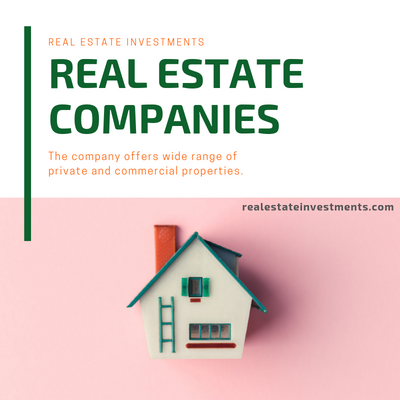 Best Property Investment Company The One Of The Top Real Estate Companies Real Estate Investment Companies Investment Companies Real Estate Investing