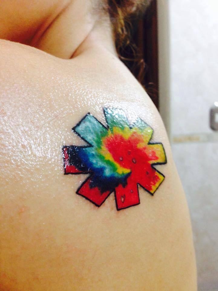 Red Hot Chili Peppers tattoo ♡♡ | Tattoo | Pinterest | Tattoo ...