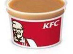 slimming kfc gravy