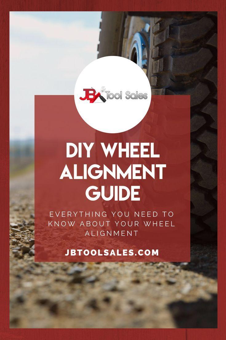 Diy wheel alignment guide wheel alignment alignment