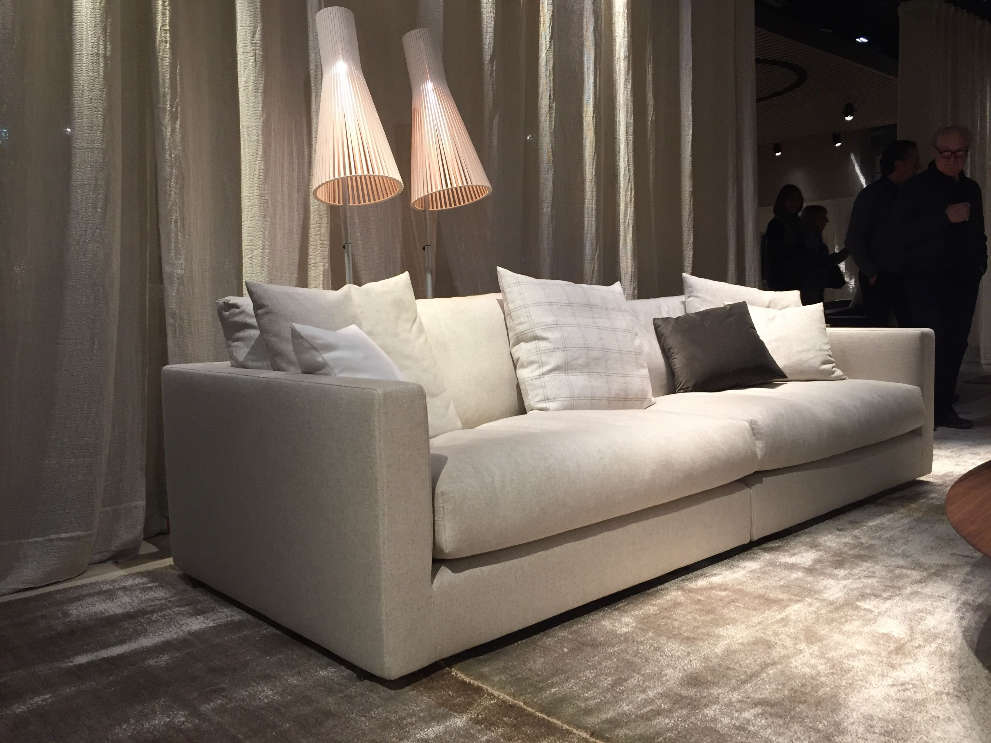 Terrific Sofa Köln Gallery Of Impressionen Möbel Messe Köln 2017 #flexform #myflexform