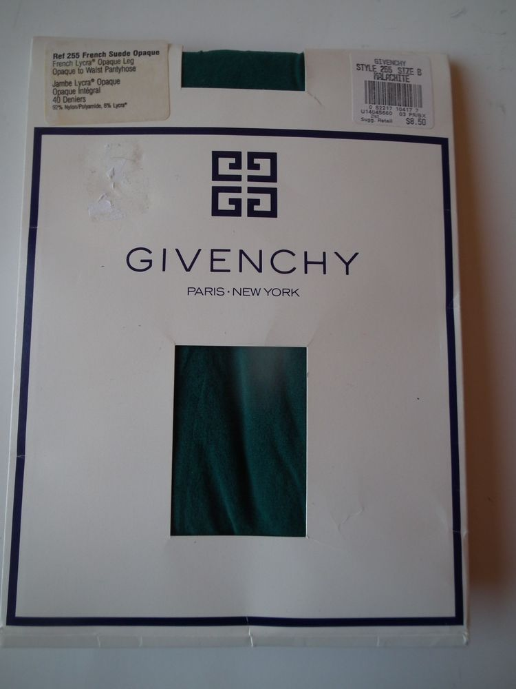 Givenchy french cut pantyhose