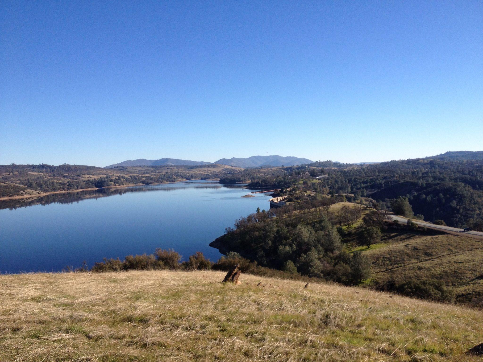 Pardee lake natural landmarks lake landmarks