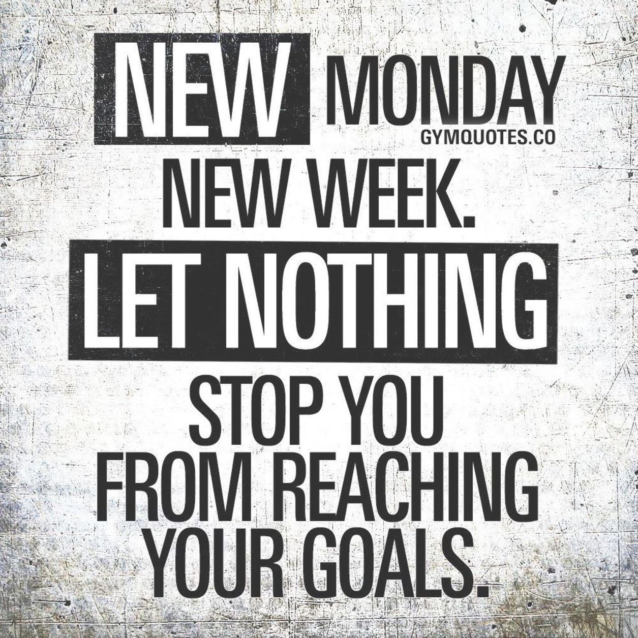 Monday Training Motivation Quotes 3