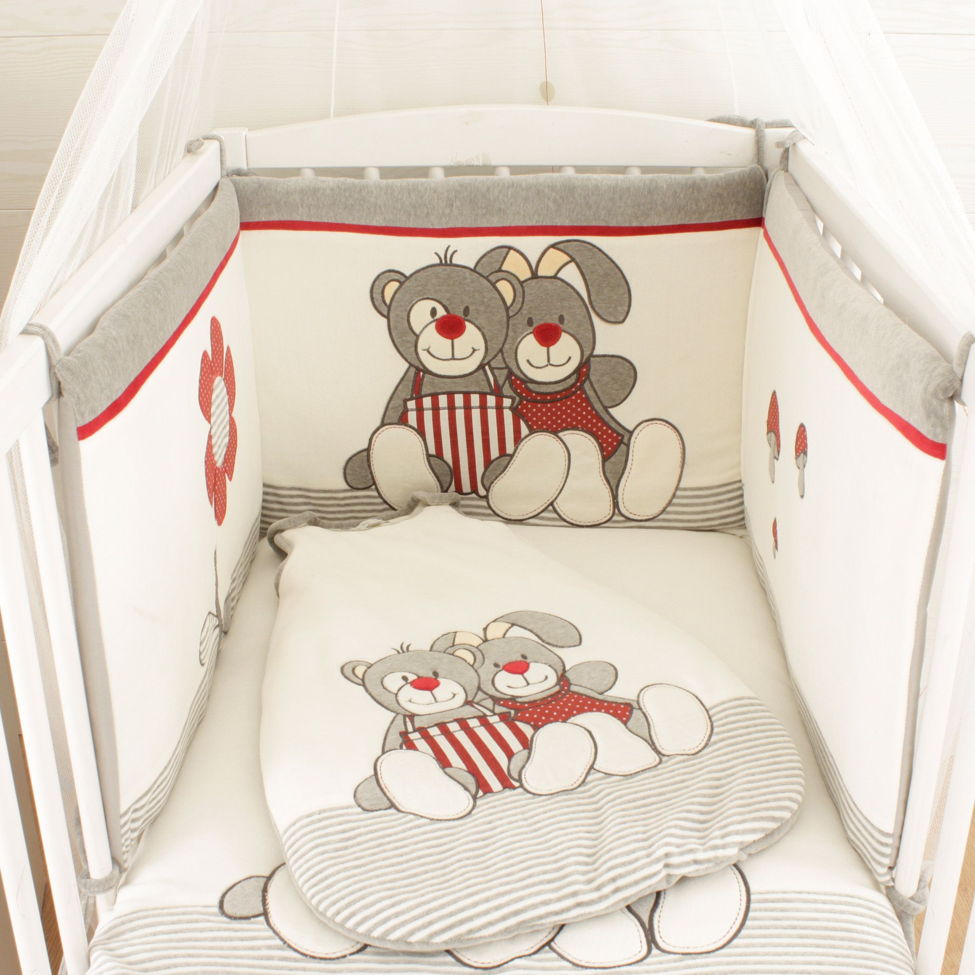 set aus nestchen baby schlafsack 65 cm bettbezug rote nase baby zimmer baby pinterest. Black Bedroom Furniture Sets. Home Design Ideas