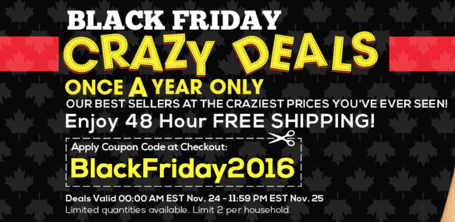 123InkCartridges.Ca & Prime Cables Canada Black Friday Crazy Sale: FREE Shipping on Everything  Save Big on Man... http://www.lavahotdeals.com/ca/cheap/123inkcartridges-prime-cables-canada-black-friday-crazy-sale/143248?utm_source=pinterest&utm_medium=rss&utm_campaign=at_lavahotdeals