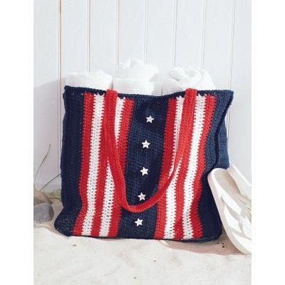 Free Beginner Bag Crochet Pattern | Projects for Future | Pinterest ...