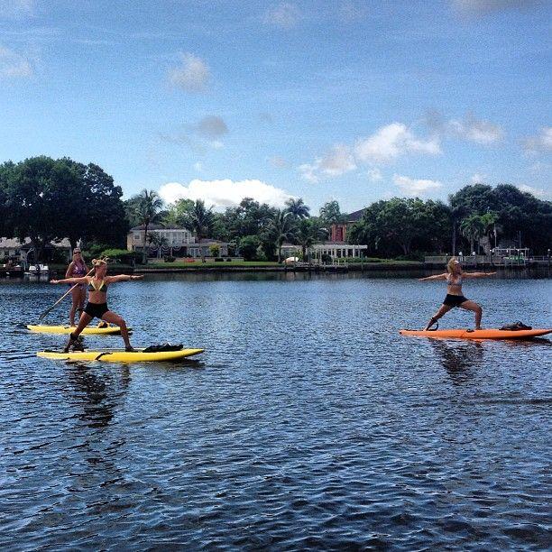 Yoga & Sup Park- exercise option..paddle boarding