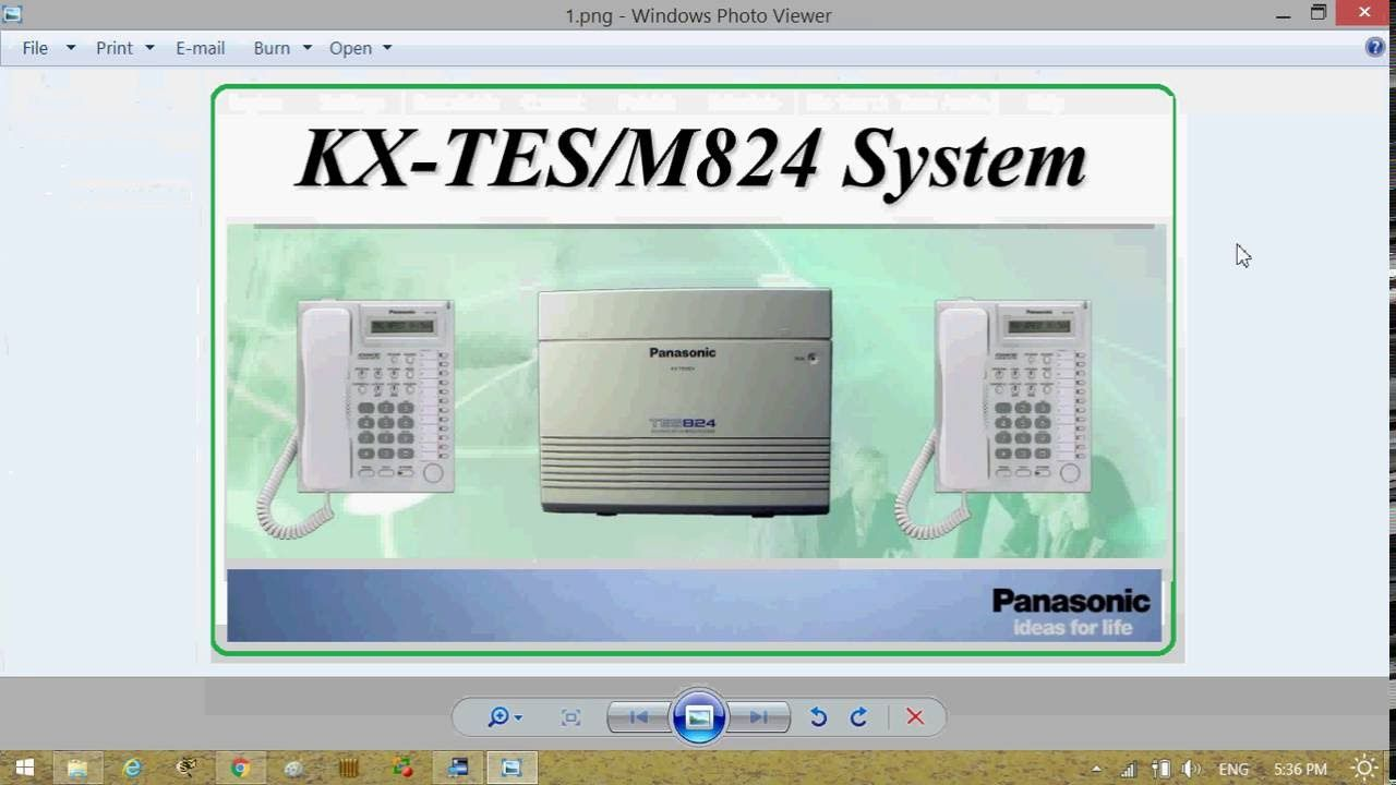 PANASONIC KX-TEM824 USB DRIVERS FOR WINDOWS 8
