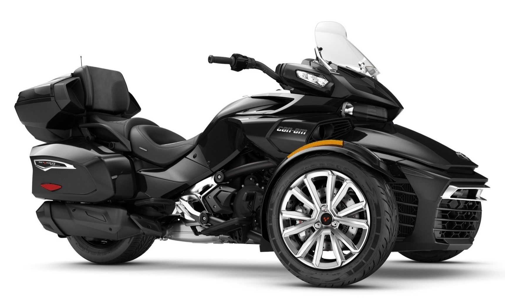 2017 can am spyder f3 limited cruiser touring with a starting price of