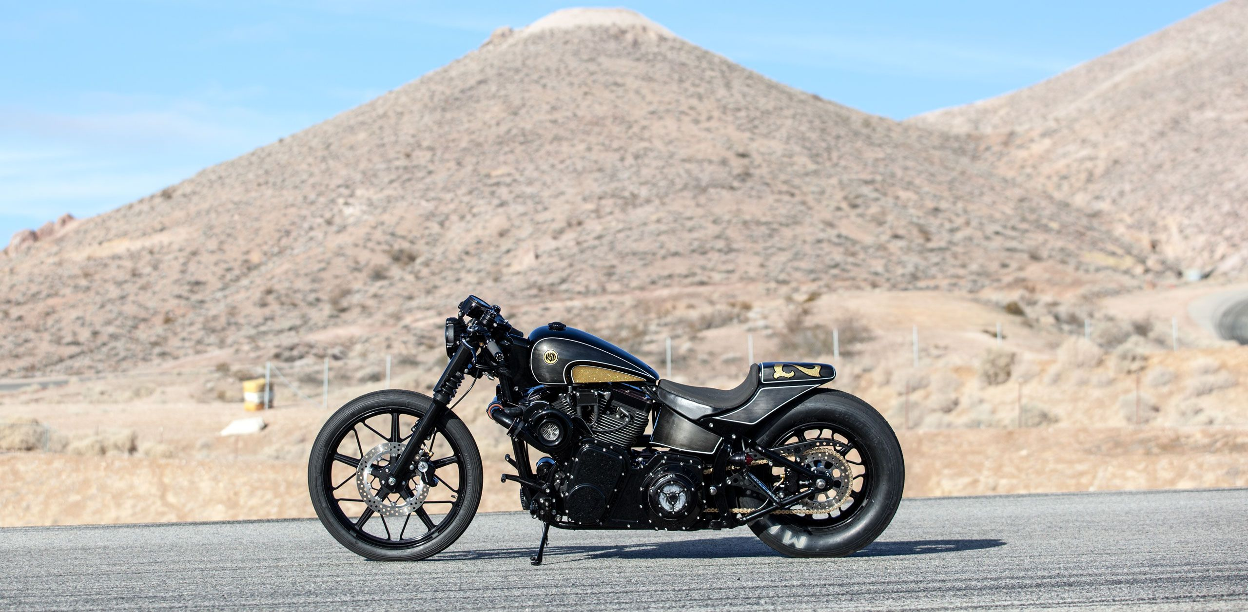 RSD Softail Bomber - Blog - Motorcycle Parts and Riding Gear - Roland Sands Design