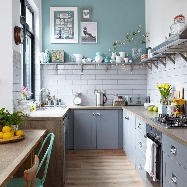 10 Unique Small Kitchen Design Ideas: Pin By Jennifer Farook On Interiors In 2020