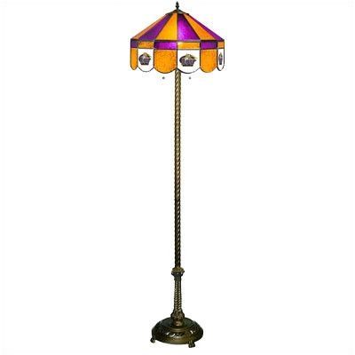 Wave 7 Ncaa 65 Floor Lamp Ncaa Team Lsu Floor Lamp Lamp