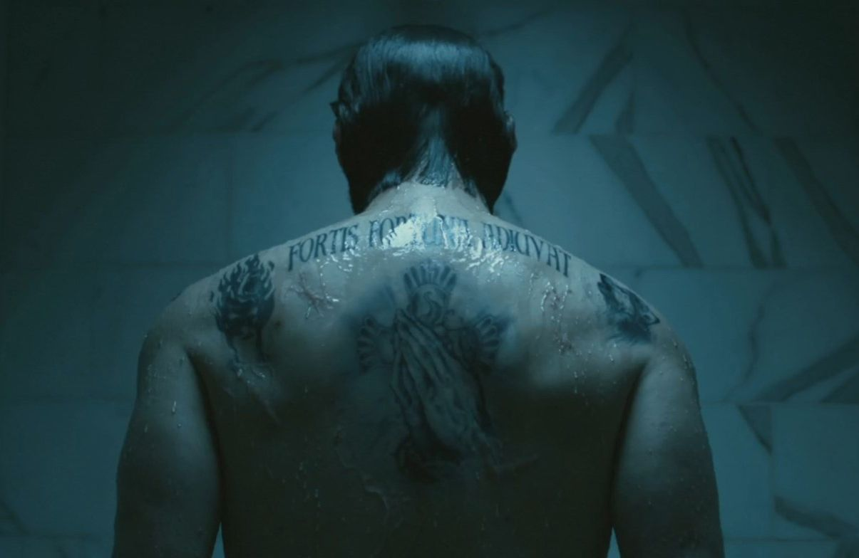 John Wick Back Tattoo Wallpaper Best Tattoo Ideas