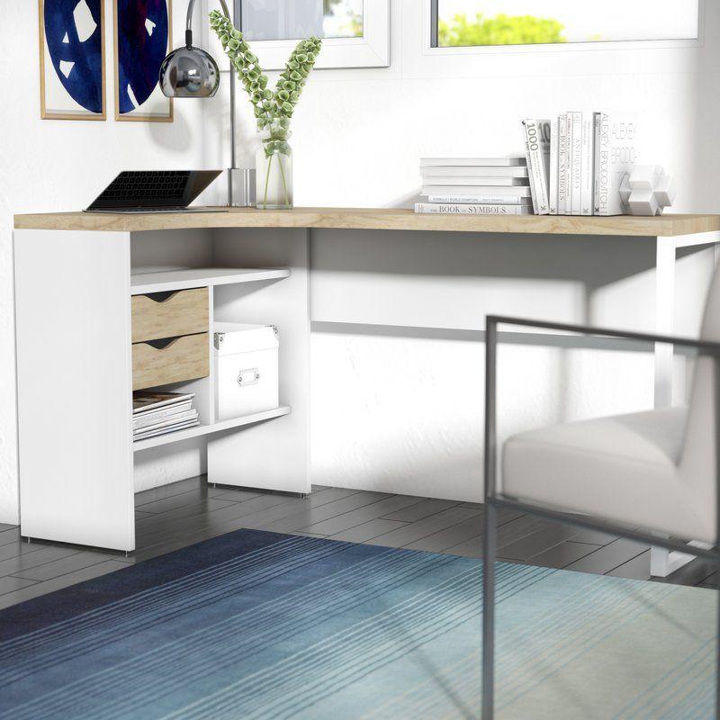 Chang L-Shape Desk in 2018 Kendall\u0027s room Pinterest Desk, L