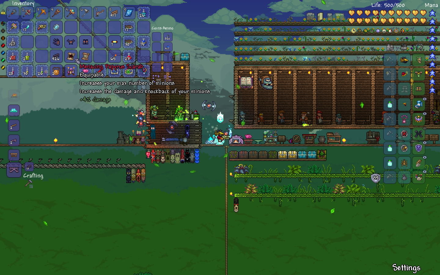 Terraria Wallpapers High Definition Wallpaper Terrarium Desktop Wallpaper