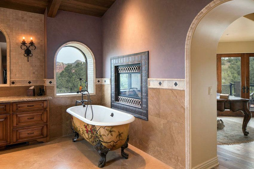 27 Beautiful Bathrooms With Clawfoot Tubs (Pictures) | Pinterest ...