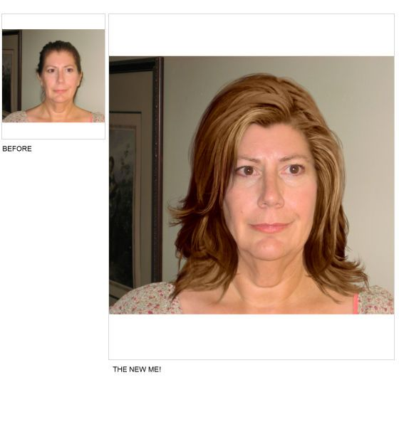 Virtual Hair Makeover: I Just Did An Amazing Virtual Makeover At @Daily Makeover