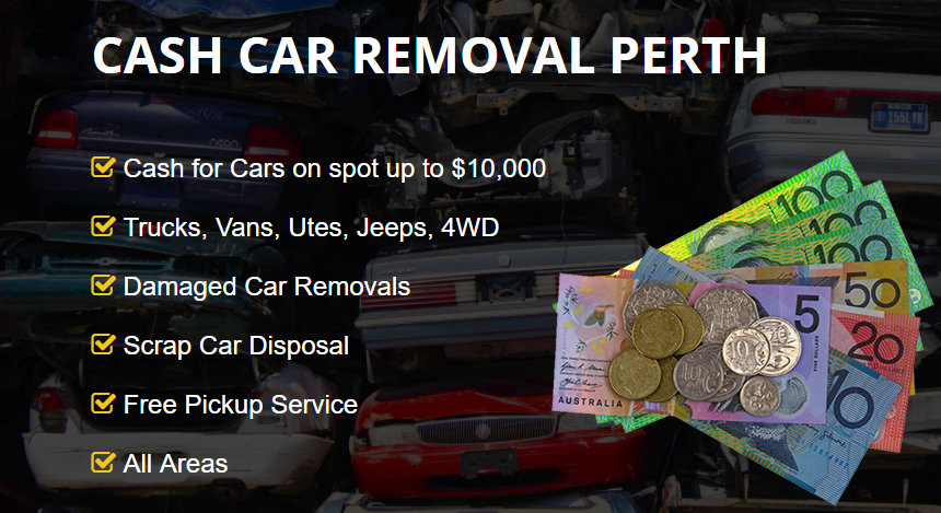 Western Metal Recycling Is A Scrap Car Removal Company In Perth