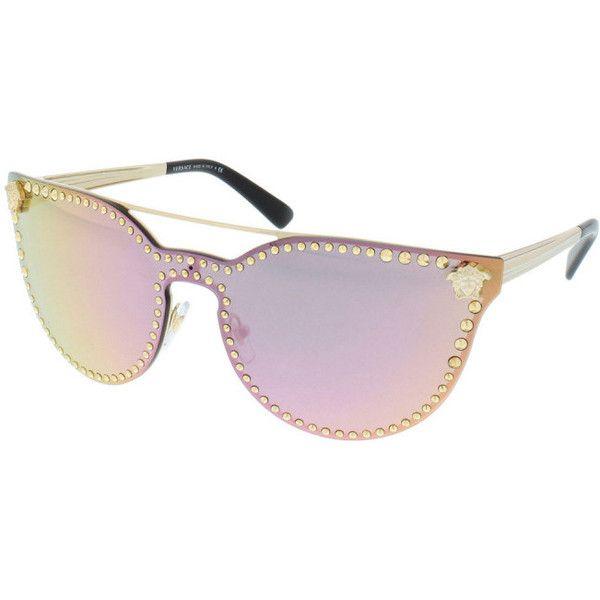 f7ad34fdab Versace Sunglasses - VE 0Ve 2177 45 12524Z - in gold
