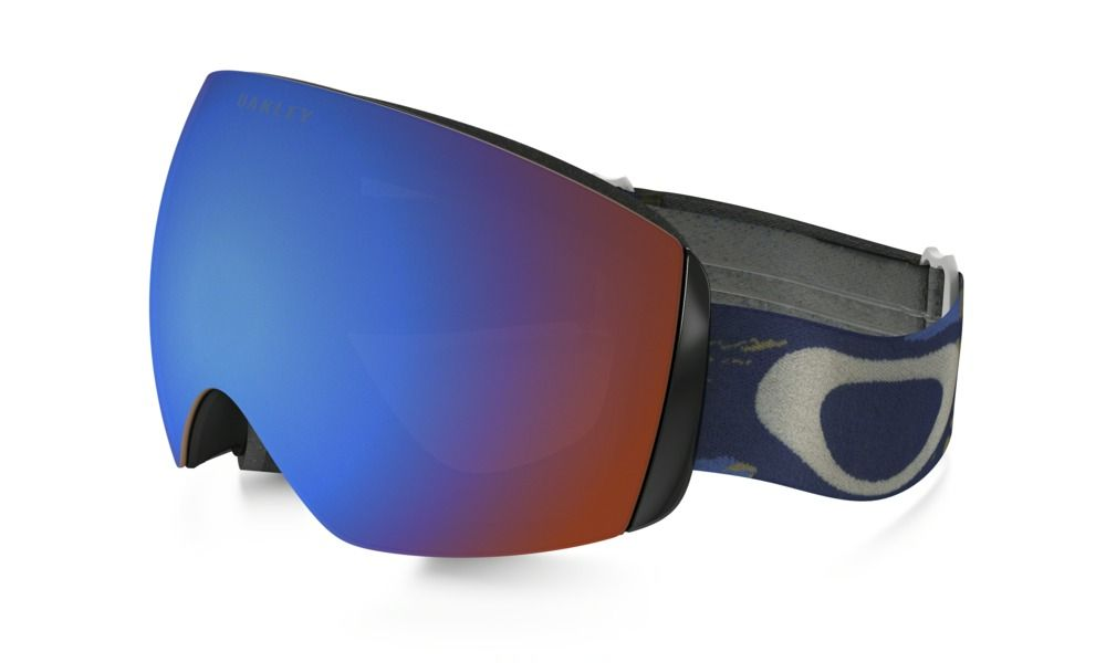 fb9f496bca Shop Oakley Flight Deck XM in PRIZM SAPPHIRE IRIDIUM at the official Oakley  online store.