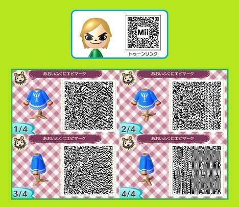 Qr Codes Qr Codes Animal Crossing Animal Crossing Qr Qr Codes