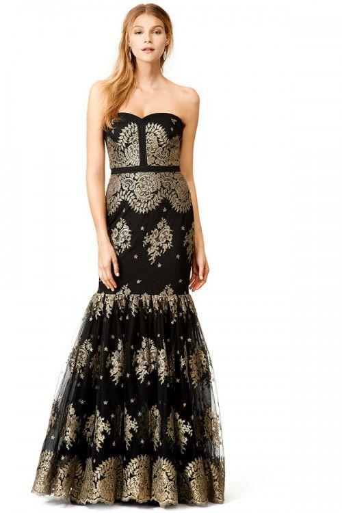 0f3cd5cae9e4 Badgley Mischka Helena Gown, $175 rental price (4-day rental) | Hot ...
