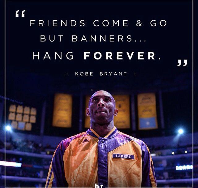 Kobe Bryant Quotes: Kobe Bryant On Not Being A Good Friend Lol