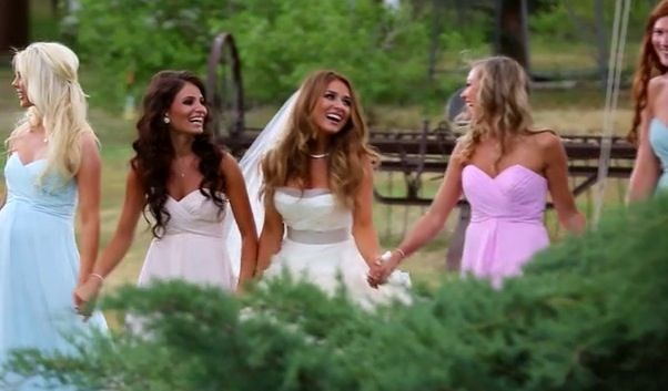 Jessie James Decker Wedding Reception